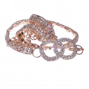 "Gürtel ""Chanel""-Gold"